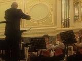 Концерт 21.02.2014 в капелле.